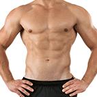 (Sehr) geringer Körperfettanteil bei Männern