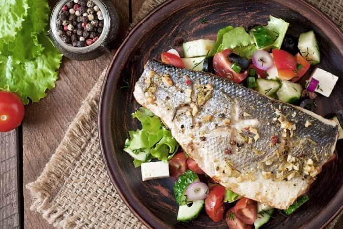 Upfit Seelachs-Salat Rezepte