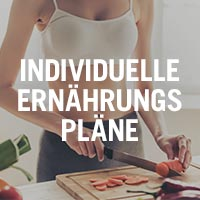 Individueller Ernährungsplan von Upfit