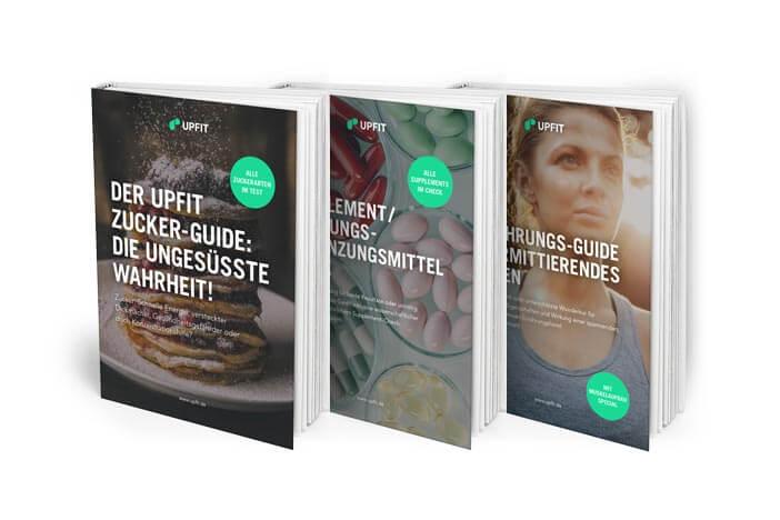 3 Gratis Ebooks inklusive